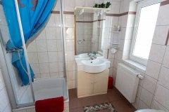 Ferienwohnung 2: Badezimmer