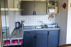 Ferienwohnung 2: Küche